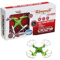 Vardem Oyuncak - Uzaktan Kumandalı 2.4Ghz 4 Ch Kamerali Helikopter Işıklı YD-826
