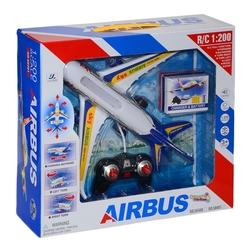 Can-em Oyuncak - Uzaktan Kumandalı Büyük Boy Uçak Şarjlı Işıklı Sesli R/C 1:200