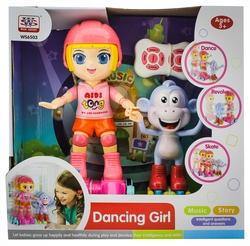 MEGA - Uzaktan Kumandalı Dans Eden Kız