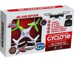 Vardem Oyuncak - Uzaktan Kumandalı Drone Cameralı Gyro Wifi Kameralı 2.4Ghz 4Ch