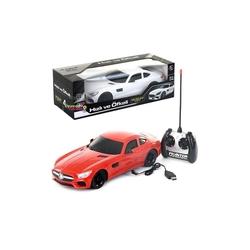 Can-em Oyuncak - Uzaktan Kumandalı Full Fok Ups Şarjlı Mercedes Araba Işıklı Hızlı ve Öfkeli) 1:14