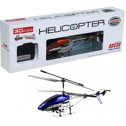 Uzaktan Kumandalı Helikopter 68 Cm 3,5 Ch Gyro Büyük Boy Helikopter 9053G - Thumbnail
