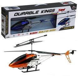 Vardem Oyuncak - Uzaktan Kumandalı Helikopter Gyro 60 Cm Işıklı 3,5 Ch YR577-2