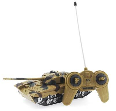 Uzaktan Kumandalı Leopar Tank