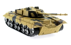MEGA - Uzaktan Kumandalı Leopar Tank