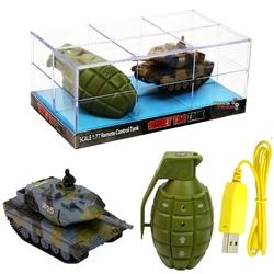 Vardem Oyuncak - Uzaktan Kumandalı Oyuncak Tank El Bombalı