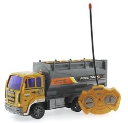 Uzaktan Kumandalı Pilli İş Makinası Tanker - Thumbnail