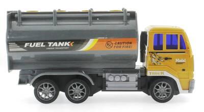 Uzaktan Kumandalı Pilli İş Makinası Tanker
