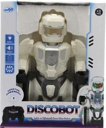 MEGA - Uzaktan Kumandalı Robot