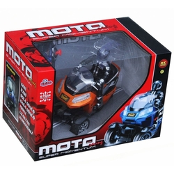 Vardem Oyuncak - Uzaktan Kumandalı Spyder Oyuncak Motor Ful Fonksiyon 1:10