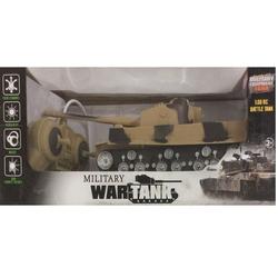 Can Oyuncak - Uzaktan Kumandalı Tank Şarjlı Full Foksiyon