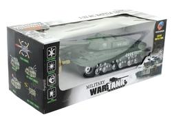 Uzaktan Kumandalı Yeşil Leopar Tank - Thumbnail