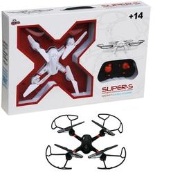 Vardem Oyuncak - Vardem Drone Helikopter 4 Channel 2.4 Ghz Işıklı Süper-S