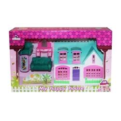 Vardem Oyuncak - Vardem Kutulu Mobilyalı İki Katlı Ev