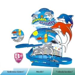 Vardem Oyuncak - Vardem Kutulu Pilli Müzikli Çılgın Yunus Balığı Oyunu