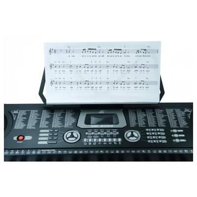 Vardem Kutulu Pilli Sesli 61 Tuşlu Lcd Ekran Büyük Elektronik Org