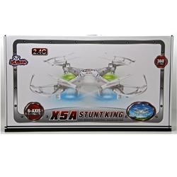 Vardem Oyuncak - Vardem Kutulu Uzaktan Kumandalı Şarjlı X5A Helikopter Stung King