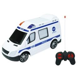 Vardem Oyuncak Uzaktan Kumandalı Full Foksiyon Polis Arabası Işıklı - Thumbnail