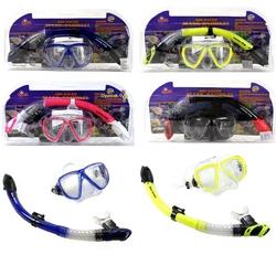 Vardem Oyuncak - Vardem Profesyonel Yüzücü Gözlüğü Maske Şnorkel Set (M-L) VRD2010