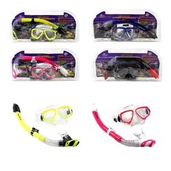 Vardem Oyuncak - Vardem Profesyonel Yüzücü Gözlüğü Maske Şnorkel Set (S-M) VRD2020
