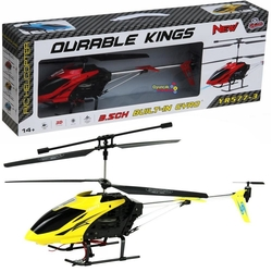 Vardem Uzaktan Kumandalı Helikopter 3,5 Ch Gyro Orta Boy 42 Cm YR577-3 - Thumbnail