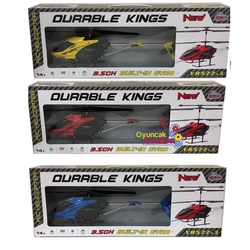 Vardem Oyuncak - Vardem Uzaktan Kumandalı Helikopter 3,5 Ch Gyro Orta Boy 42 Cm YR577-3