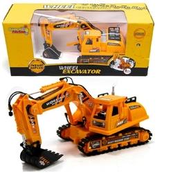 Vardem Oyuncak - Vardem Uzaktan Kumandalı İş Makinası Full Fonksiyon Excavator (Kazıcı)