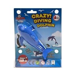 Vardem Oyuncak - Vardem Vakumlu Pilli Sevimli Yüzücü Yunus Balığı