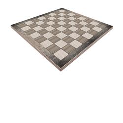Yenigün Ahşap Platin Meşe Satranç Takımı 37 cm x 37 cm - Thumbnail