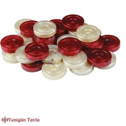 Yenigün Trendy Marble Tavla Takımı-XXL - Thumbnail