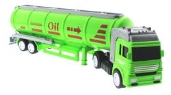 MEGA - Yeşil Plastik Yakıt Tankeri
