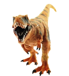 MEGA - Yumuşak Plastik 31 cm Dinozor Figür - T-Rex