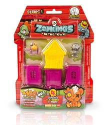 ZOMLINGS - Zomlings 4´lü Paket Seri 1